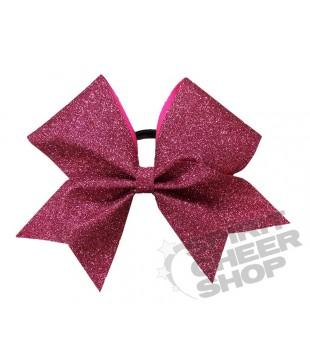 Medium cheer bow Glitter