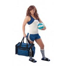 Sportovní taška zebra Pizzazz