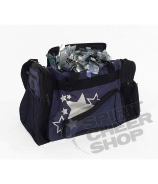 Mega-Star sportovní taška tmavě modrá