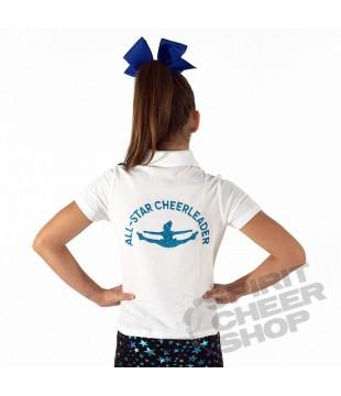 Dámská polokošile All Star Cheerleader