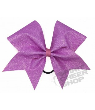 Large cheer bow Glitter