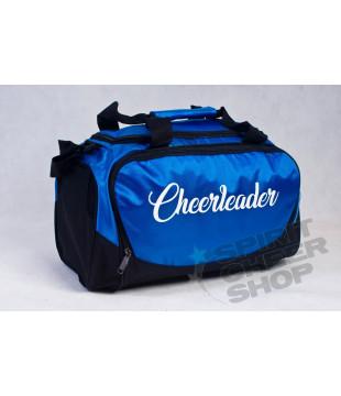 Taška s třpytivým potiskem Cheerleader