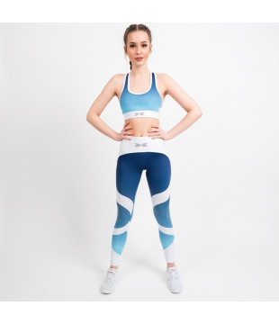 Tights Miami Blue