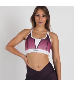 Podprsenka Strong&Strappy Purple Blush