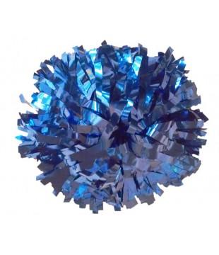 "Pompony Metallic Royal - modré 10"""