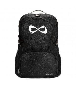 Velký třpytivý batoh Nfinity