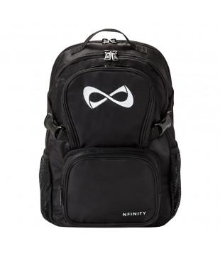Malý batoh Nfinity klasik černý