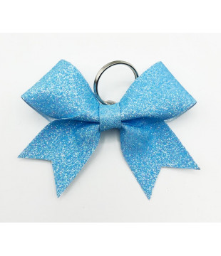 Mini cheer bow - Glitter