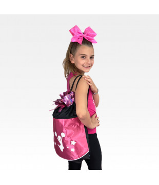 Pombag - Pizzazz with Cheerleader print