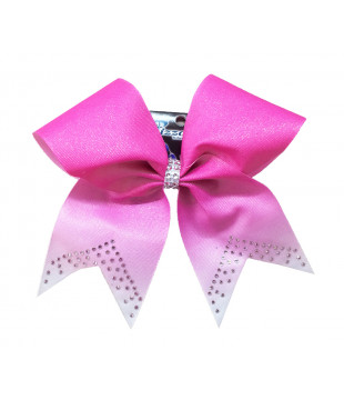 Large cheer bow - Pizzazz Fade