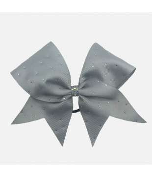 copy of Middle cheer bow with Rhinestones