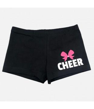 Kraťásky Cheer s mašlí na nohavičce
