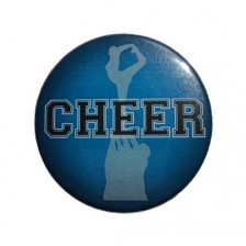 Badge Cheer Scorpion