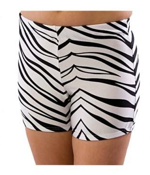 Pizzazz Animal Print Boys Cut Briefs - dámské kraťáskové kalhotky pod uniformu se zvířecím vzorem