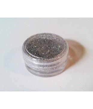 Sypké třpytky mini - stříbrná, zlatá