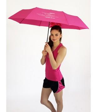Deštník s cheer potiskem