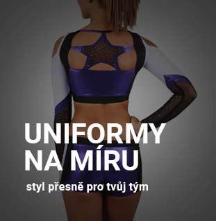 Ušijeme vám uniformy na míru podle vašich představ a ještě lepší!